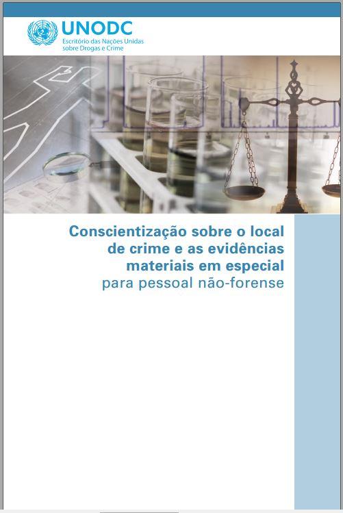 Preservação Do Património Natural: PRESERVAÇÃO DO LOCAL DE CRIME: Conscientização Sobre O